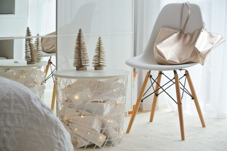 IKEA Hack: Adventskalender für Mädchen mit Kvistbro - living.elements #ikeaideen