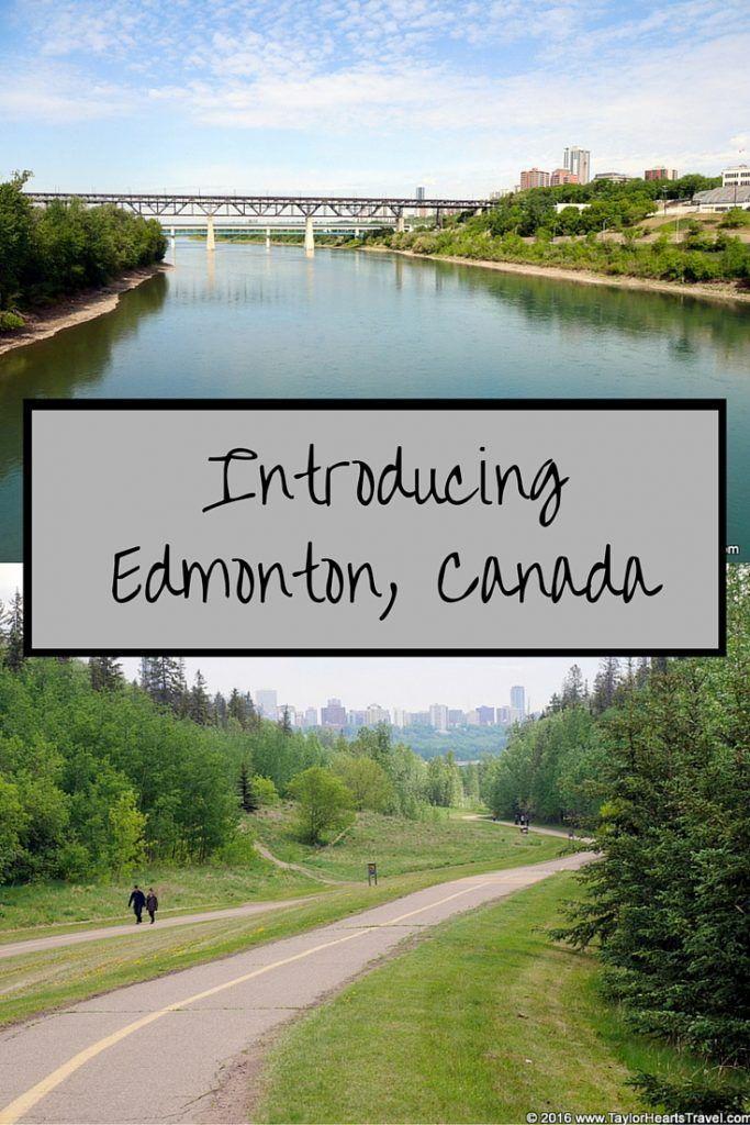 Edmonton Things To Do Edmonton Alberta Where Is Edmonton - Where is edmonton