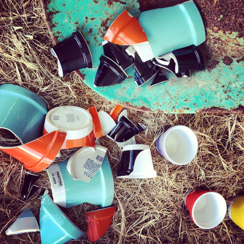 Pantone pots by Serax | NOS PARTENAIRES | OUR PARTNERS | Pinterest