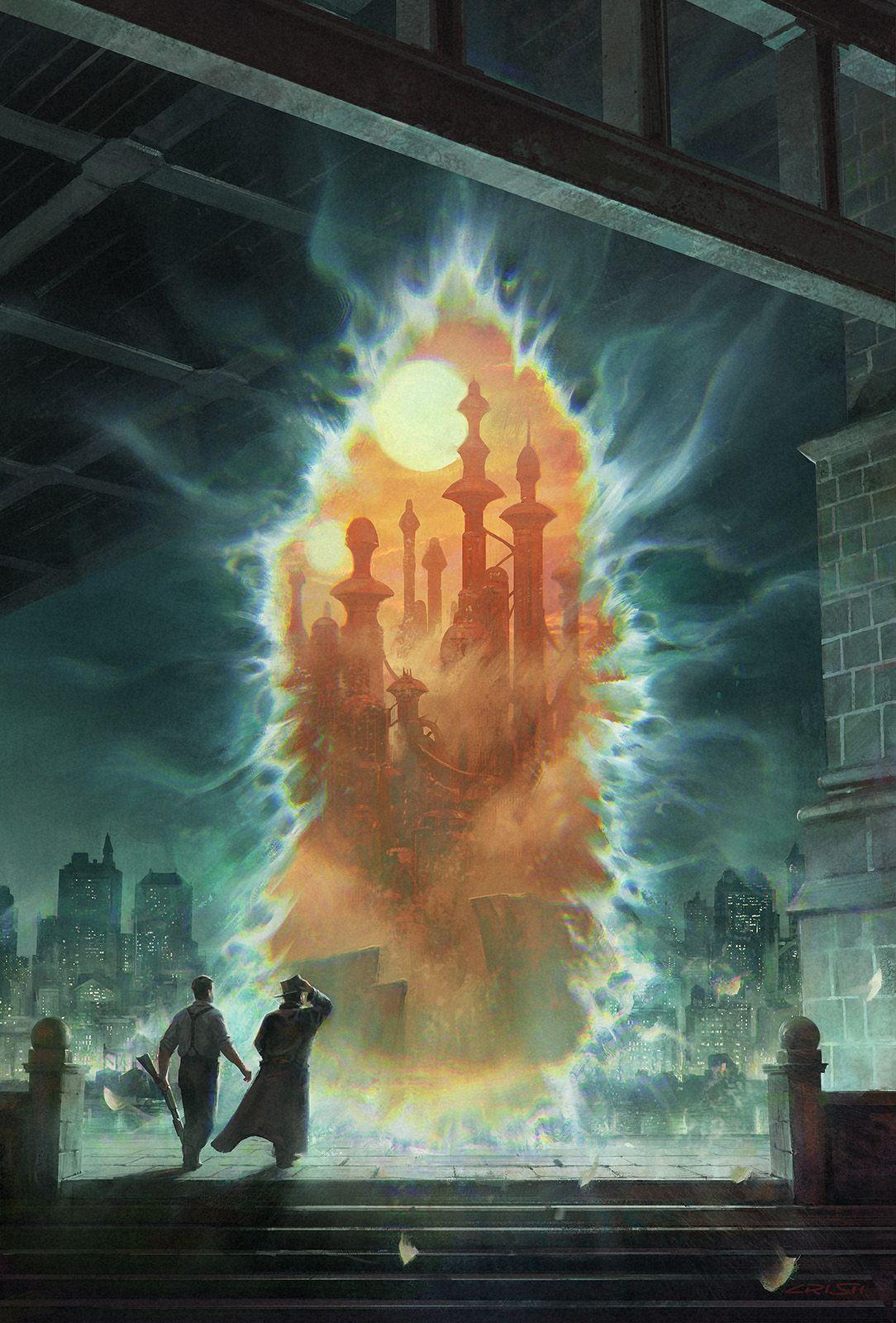 Signs Of Carcosa By Cristi Balanescu Horror 2d Cgsociety Art Fantasy Artwork Portal Art