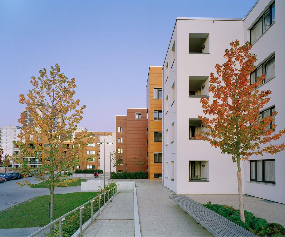 Architekt Wolfsburg wohnsiedlung neue burg wolfsburg ksp jürgen engel architekten