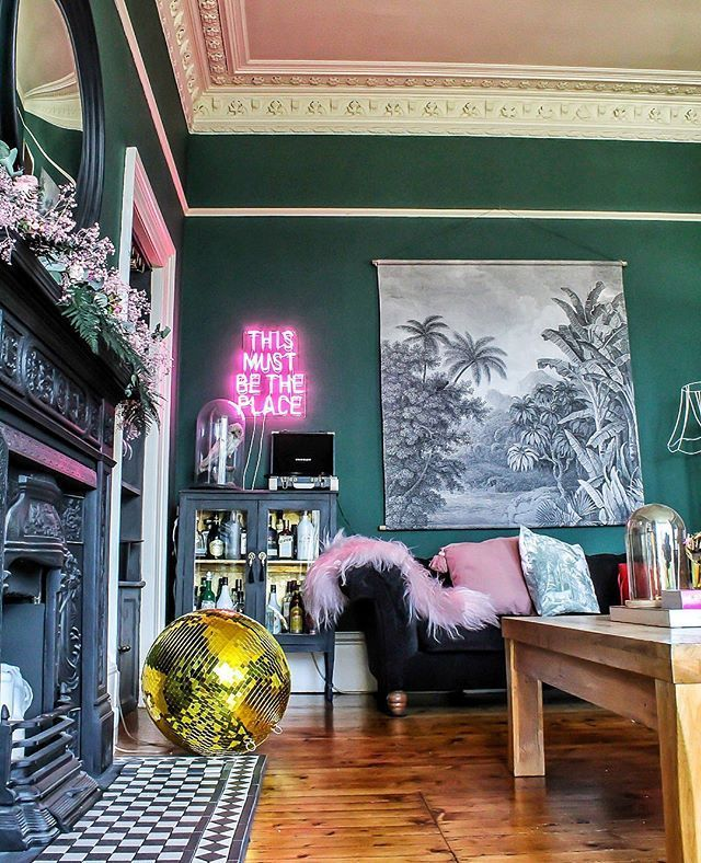 Photo of Wall Paint in Amsterdam Green