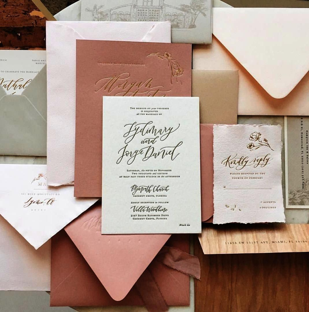 Hobby Lobby Wedding Ideas: DIY Wedding Invitations Step By Step Instructions Wedding