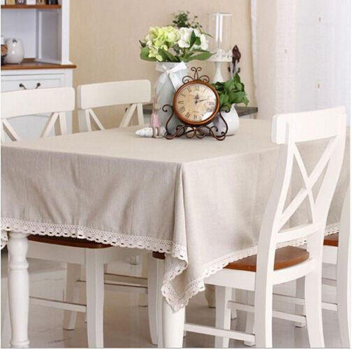 2017 promotion pure linen table cloth universal rectangular table rh pinterest com au