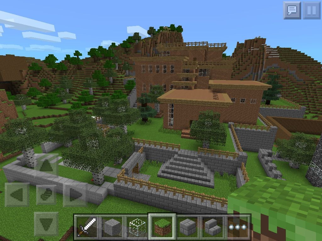 Minecraft house house other - Minecraft holzhaus ...
