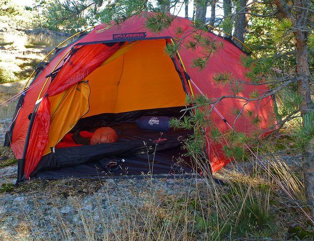 Hilleberg Soulo by Bengt Larsson via Flickr & Hilleberg Soulo | Tents