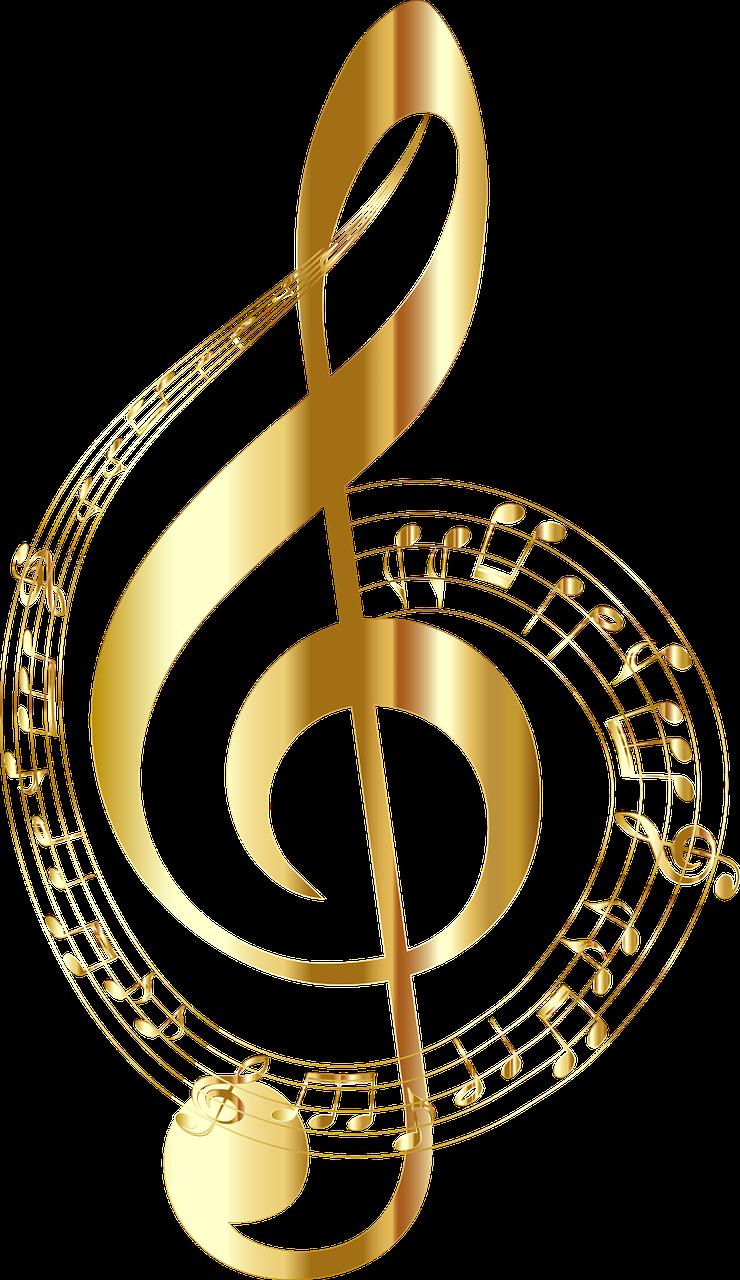 Treble Clef | Música | Pinterest | Treble clef, Clef and Piano lessons