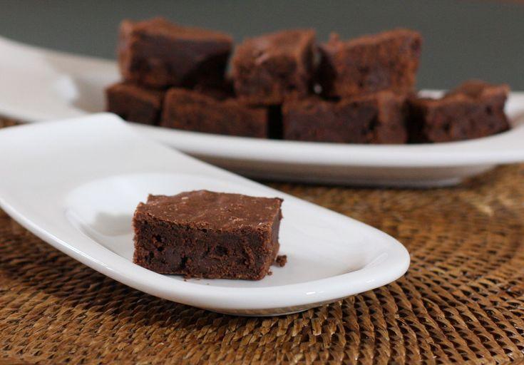Moist Semisweet Chocolate Brownies