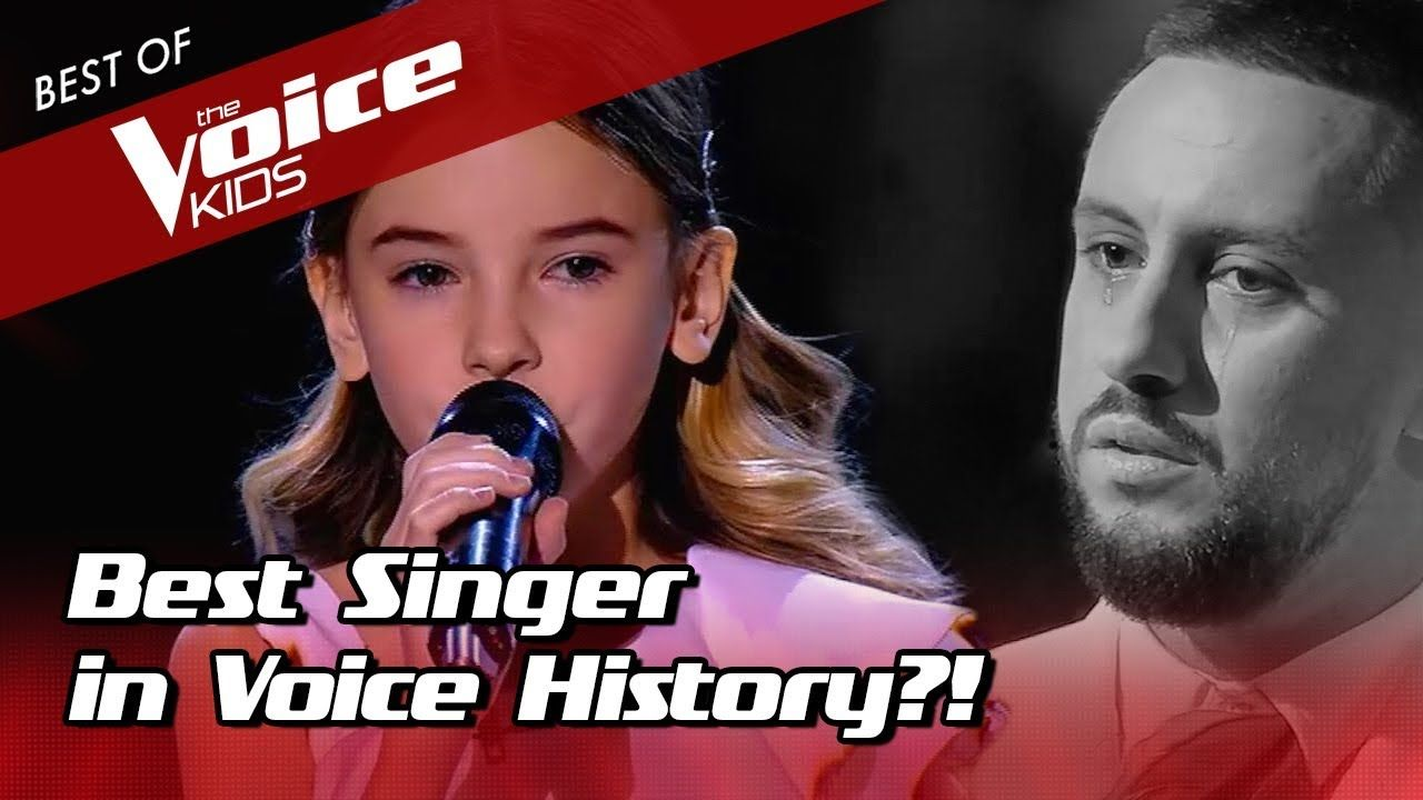 10 Year Old Brings Coach To Tears In The Voice Kids The Voice