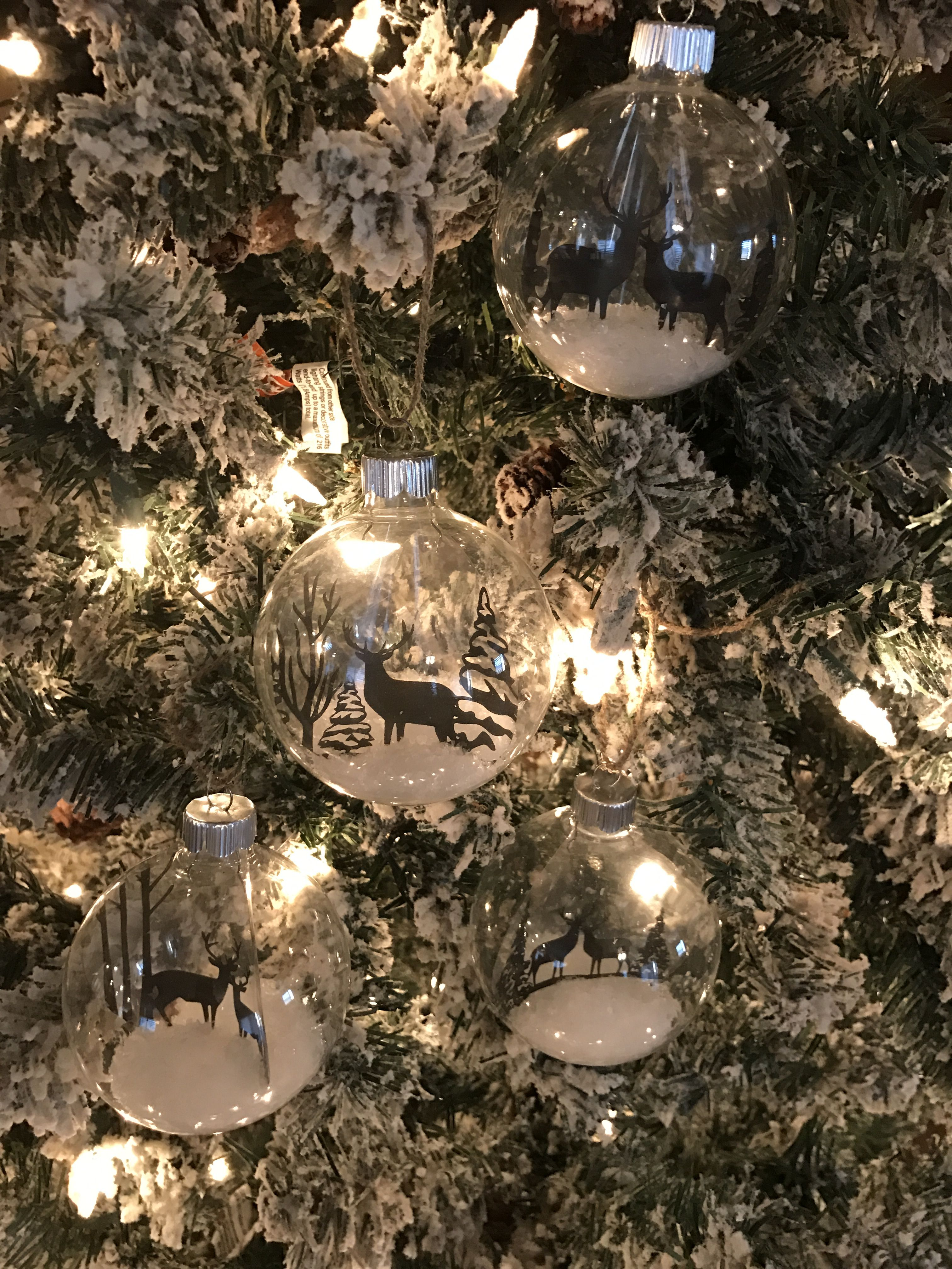 Floating ornaments for Christmas by Gilbert Marketplace