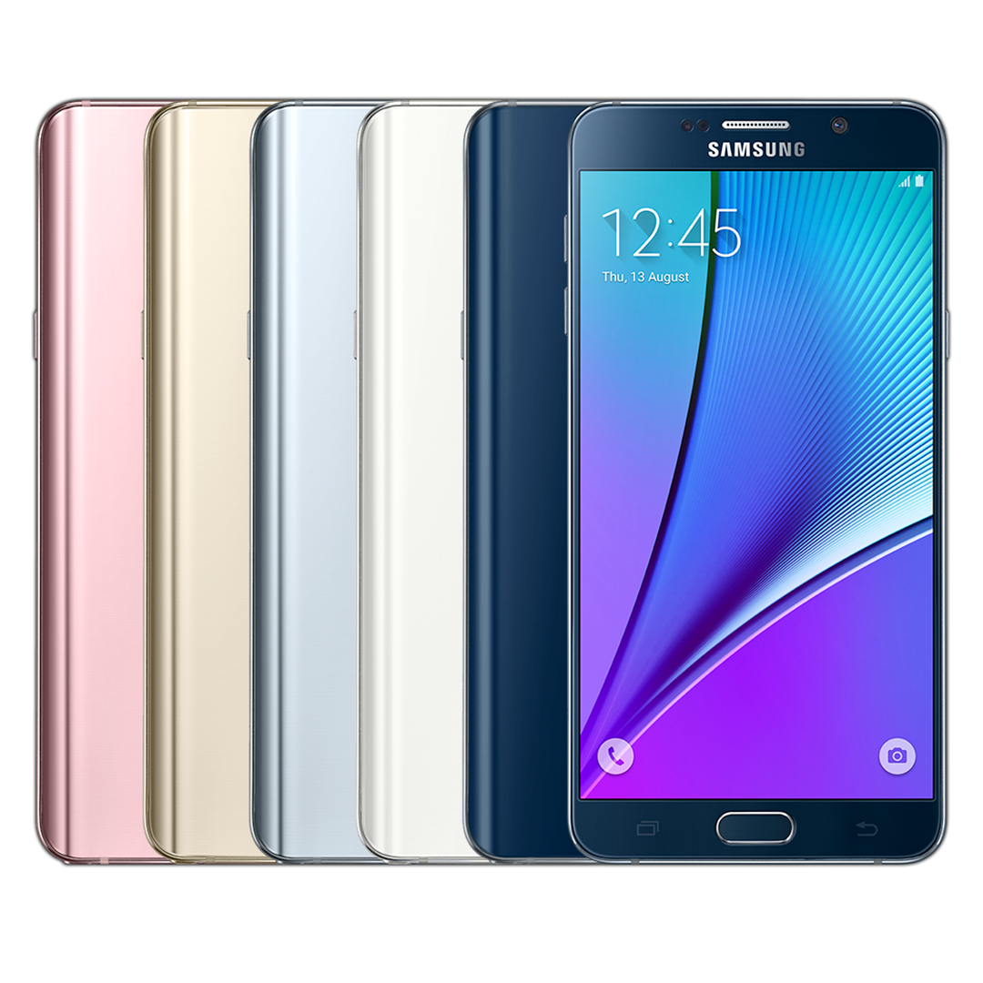 Samsung Galaxy Note 5 Sm N920v 64gb Verizon Gsm Unlocked Android Smartphone