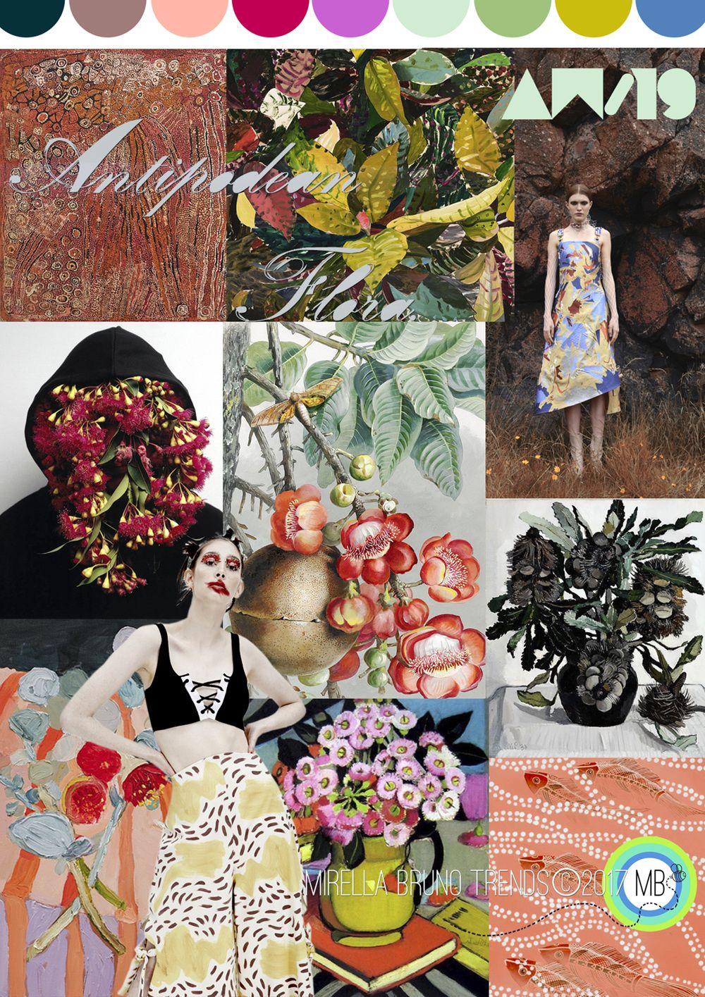 Lake Dora Pilbara AW/19 - Mirella Bruno Print Pattern and ...