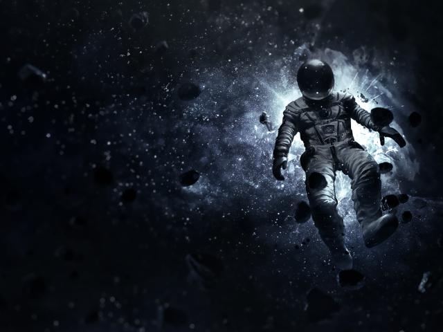Astronaut Lost In Space Astronaut Wallpaper Space Art Astronaut Art