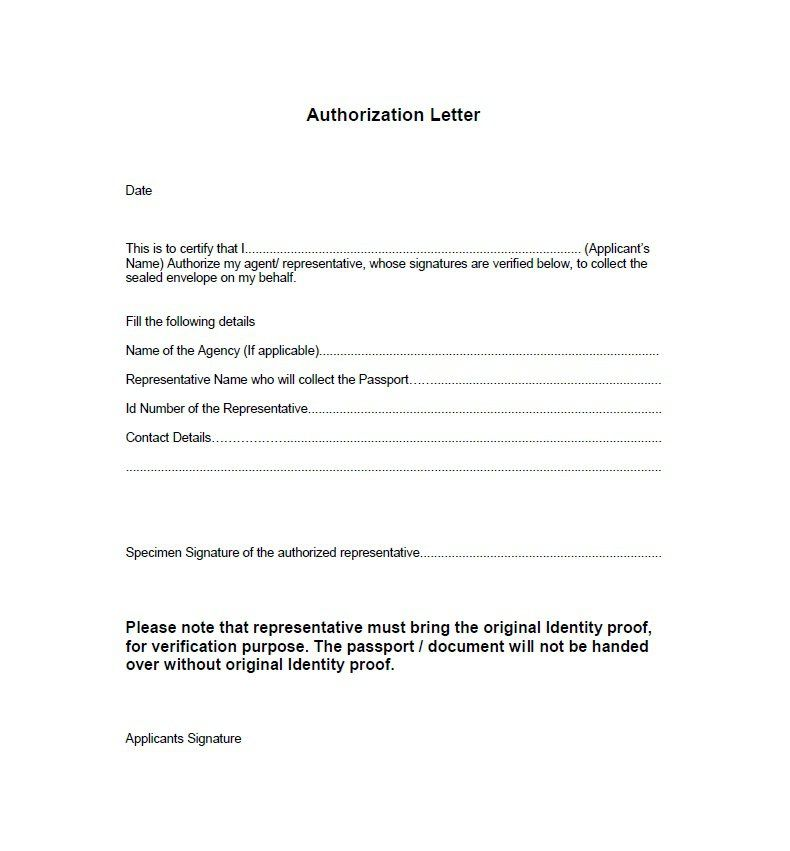 authorization letter sample for repair parental how you invoice - how to type an invoice