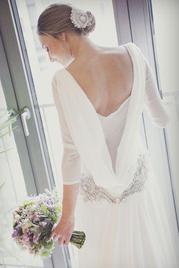 vestido de covadonga plaza | hoy es tu día: bodas | boda, novios y
