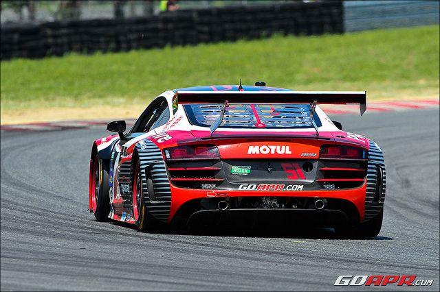 Dion von Moltke Interview - Driver of the APR Audi R8 GRAND-AM