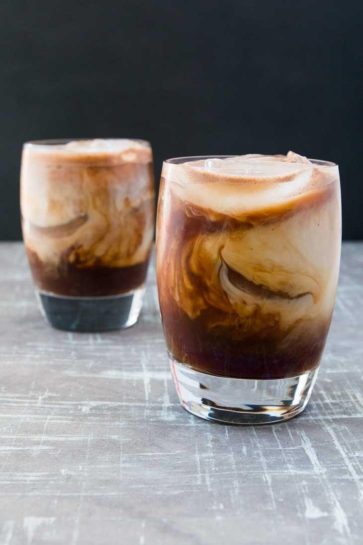 mocha coffee recipe iced