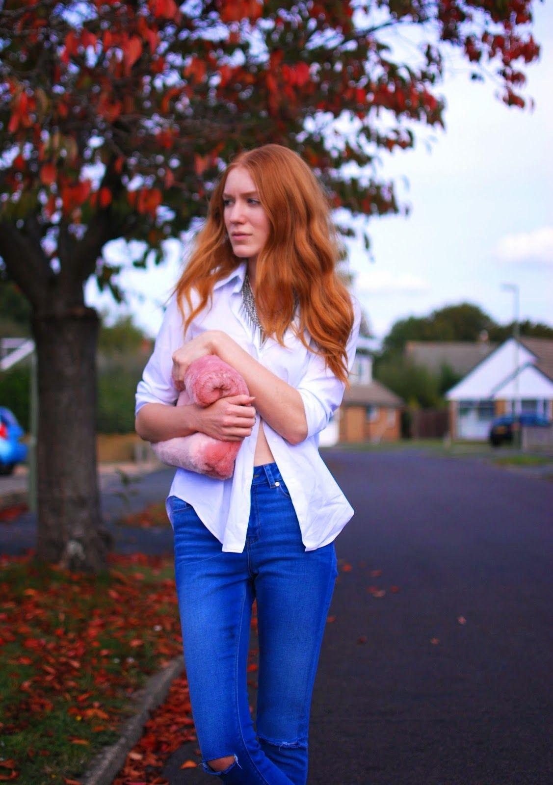 Sarah Nunn | UK Style Blog #autumn #leaves #fashion #blog