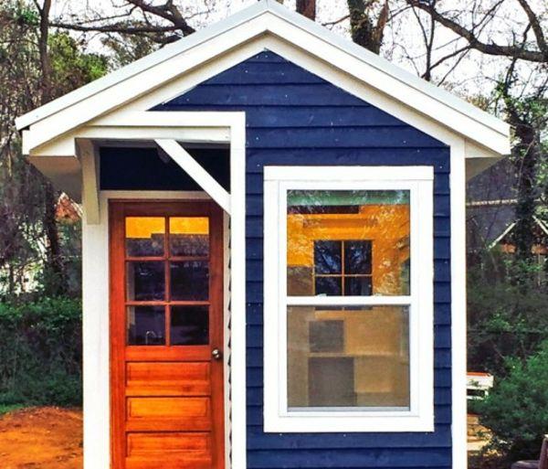 Schmales haus bauen diy diy projekte pinterest garden ideas and cabin - Schmales haus bauen ...