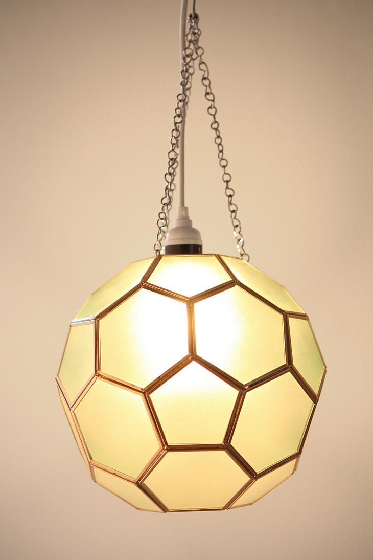 Honeycomb Gl Pendant Shade With