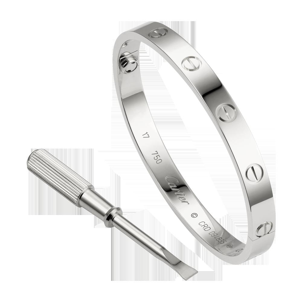 Jewelry for Men Bracelets. Cartier Love ...