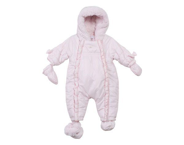 Babywear girls - Winter collection 2015