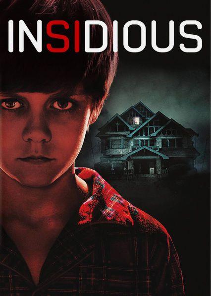 insidious le film insidious est disponible en fran ais sur netflix france ce film n 39 est pas. Black Bedroom Furniture Sets. Home Design Ideas