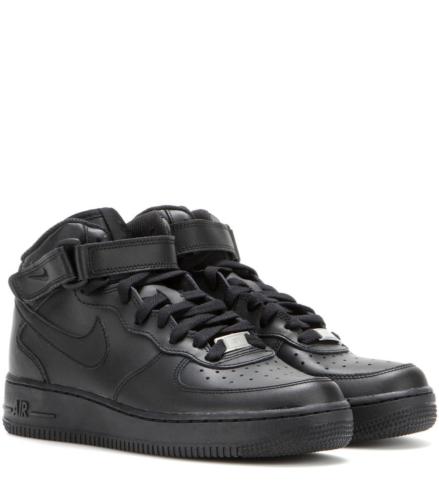 nike air force damen leder