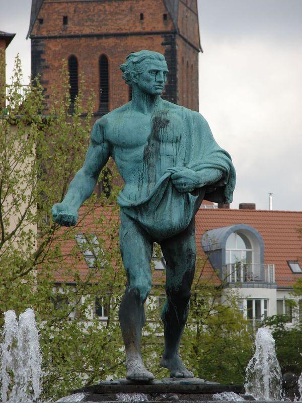 Johann Duve Brunnen
