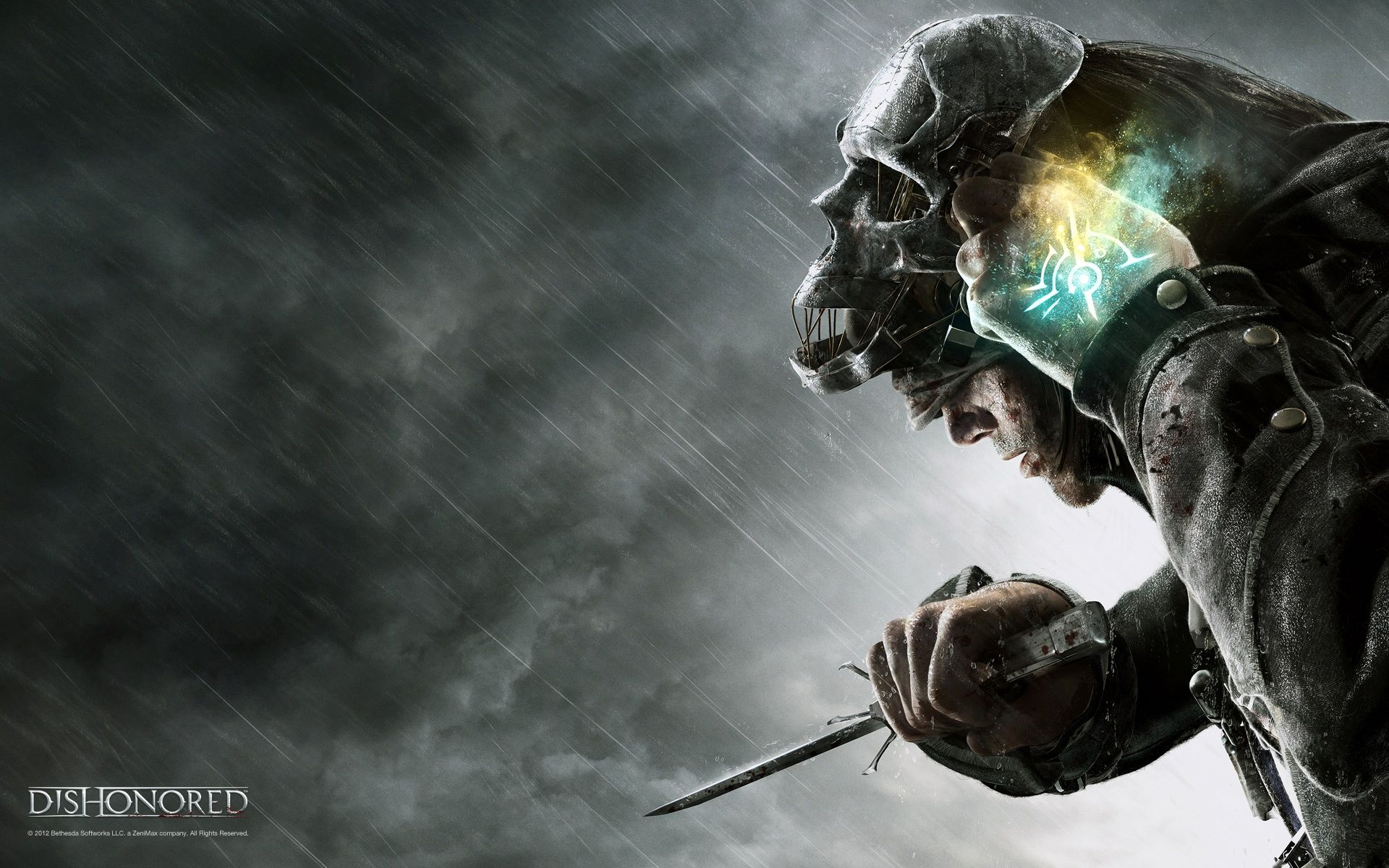 dishonored - video-games wallpaper | wallpapers | pinterest | video
