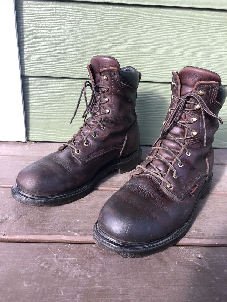 Red Wing 608 12D Boots #fashion