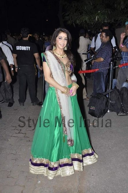 Krishika Lulla at Kareena Kapoor and Saif Ali Khan's ...