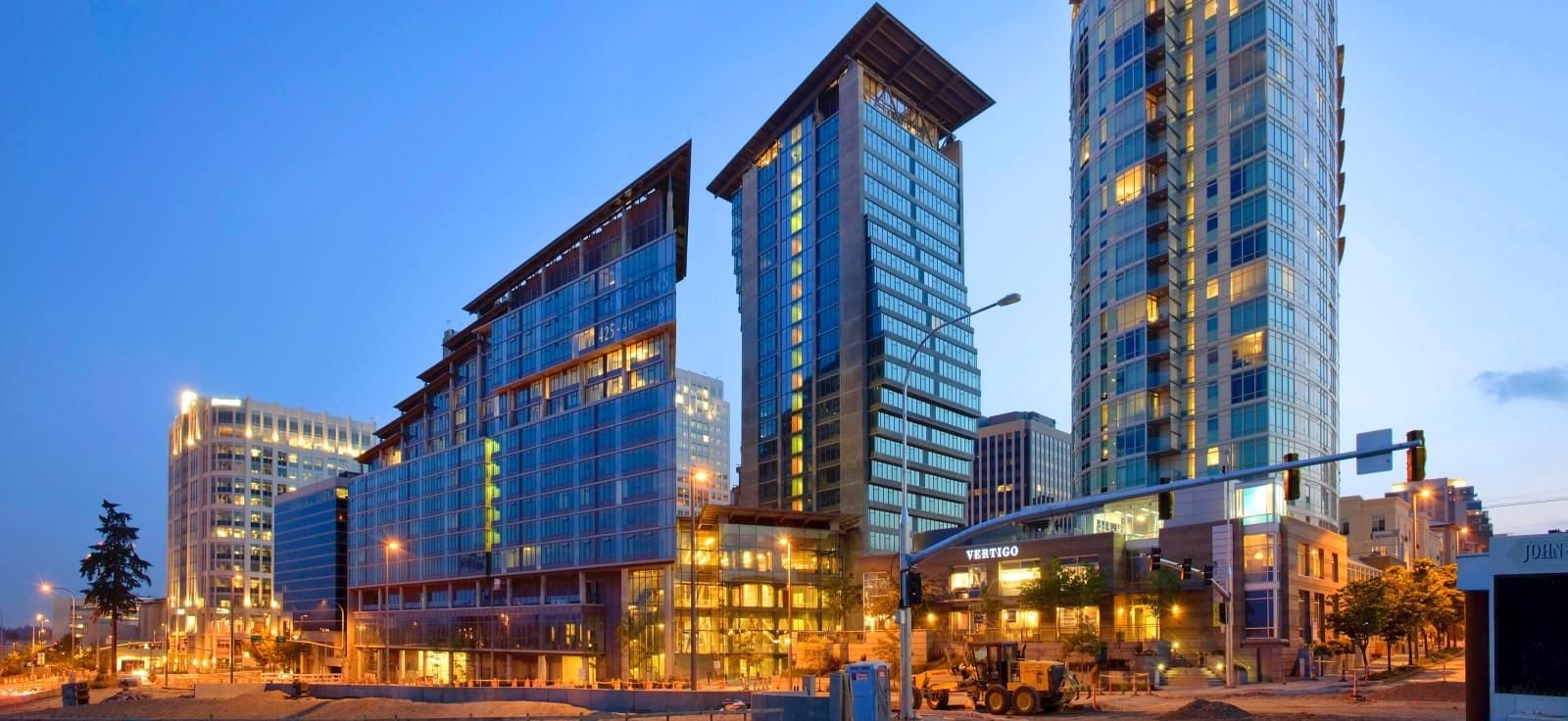 Elements Apartments In Bellevue Washington
