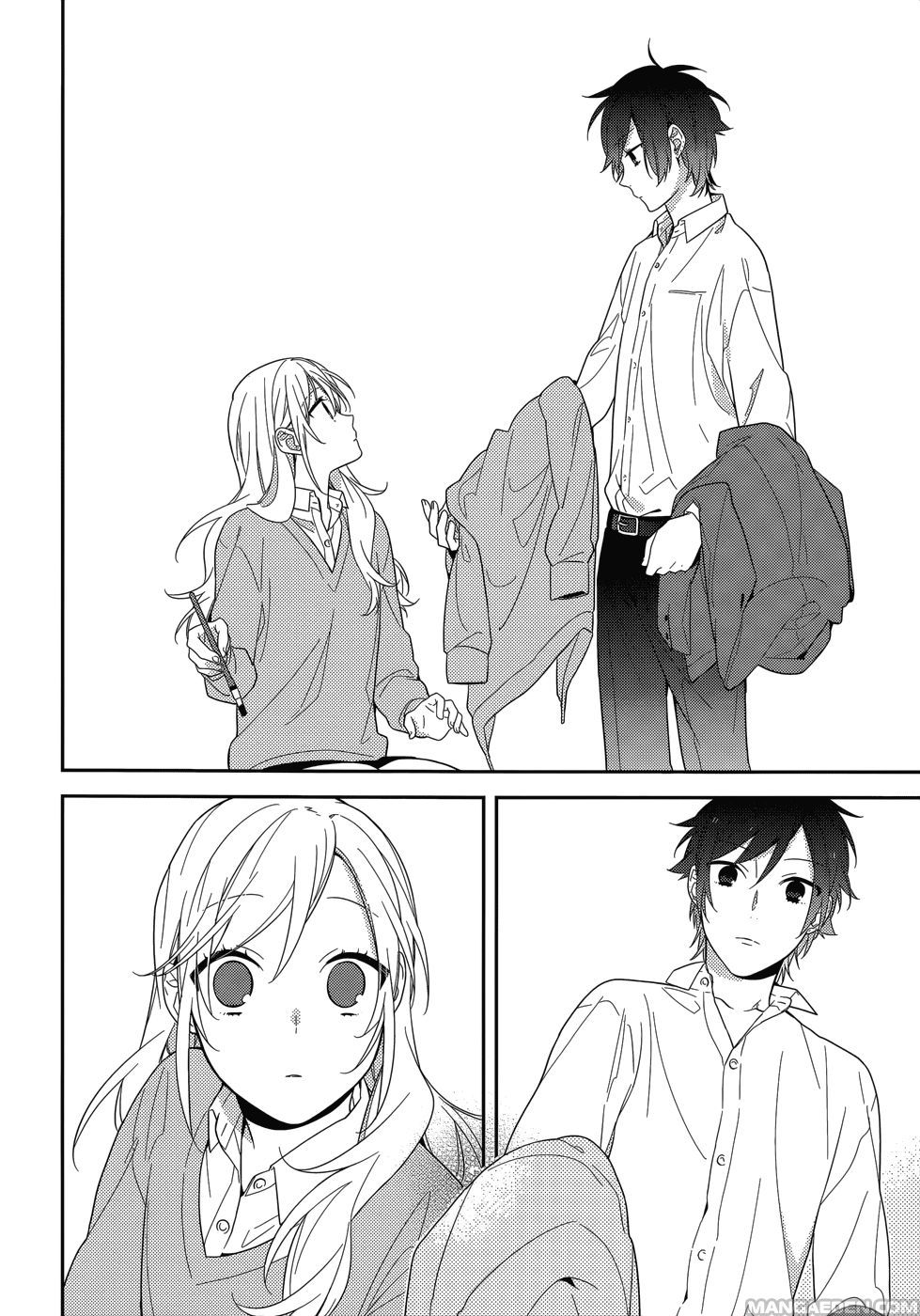 MangaHorimiya chapter 49 Horimiya, Anime, Manga cosplay