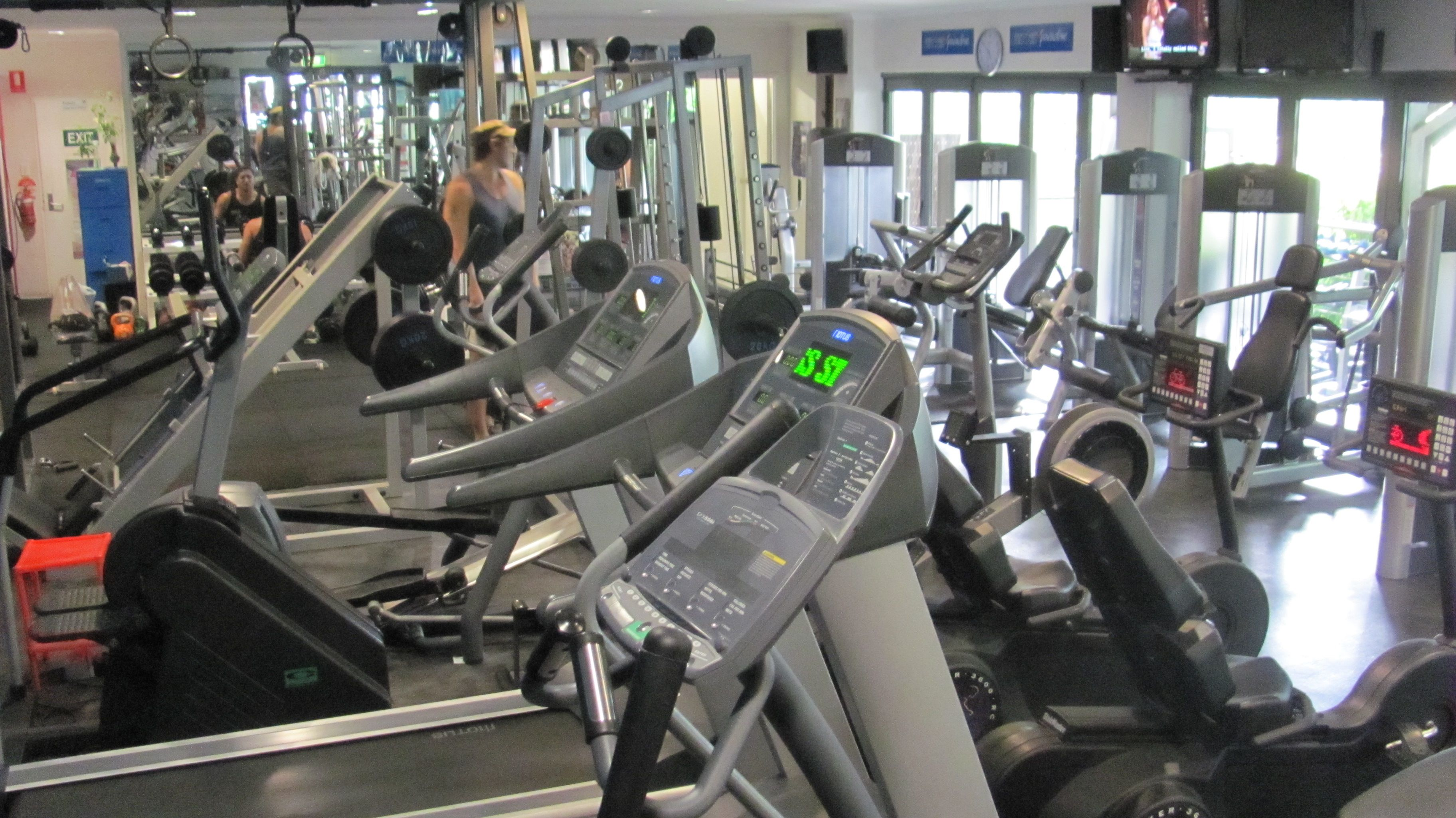 3dcdc1618c70f GYM FOR SALE – Used Commercial Grade Gym Equipment Package For Sale ...