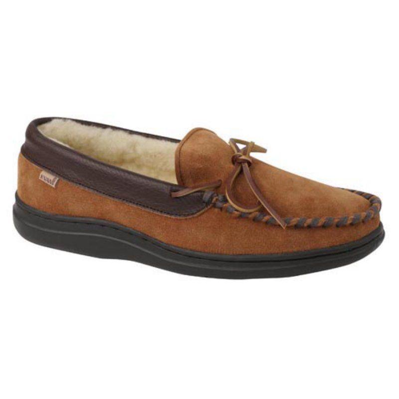 Atlin Slip On Mens Slippers by L.B
