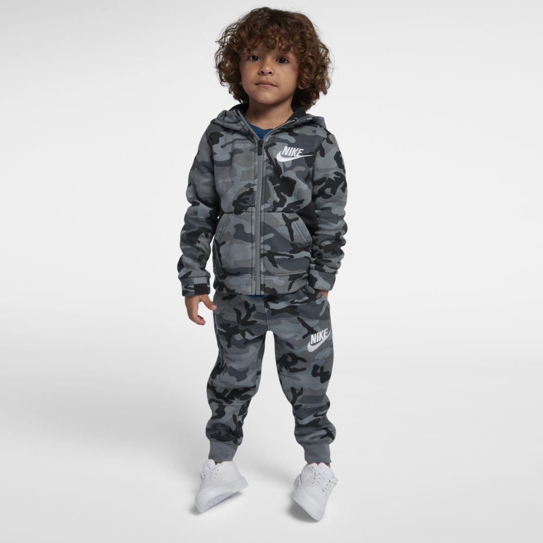 e3f31c8d7d429 Nike Sportswear Club Fleece Toddler 2-Piece Set Size 3T (Black ...
