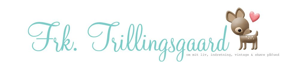 Frk. Trillingsgaard ♥