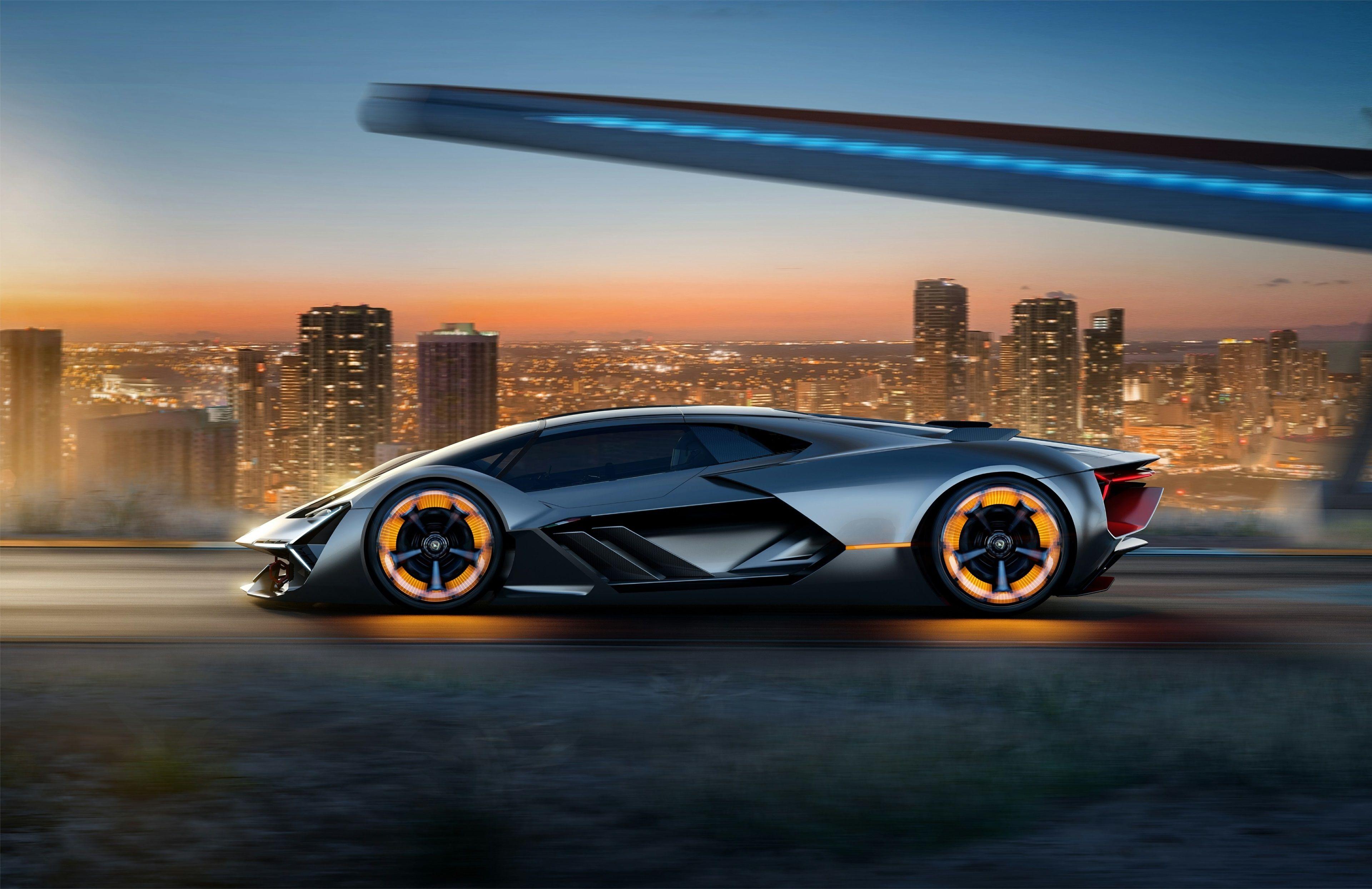 3840x2487 Lamborghini Terzo Millennio 4k Hd Wallpaper Lamborghini Supercar Concept Cars