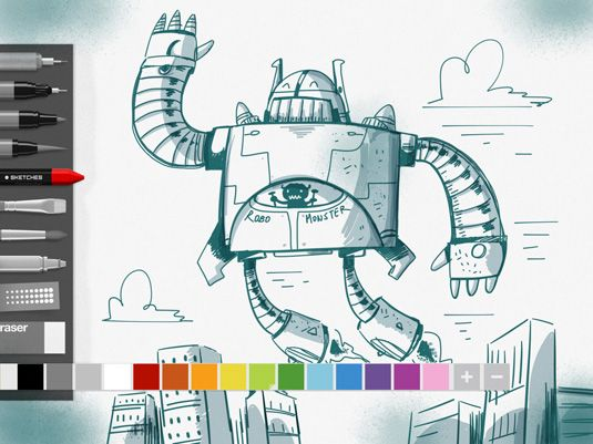 The 15 Best Apps For Drawing And Painting On Your Ipad App