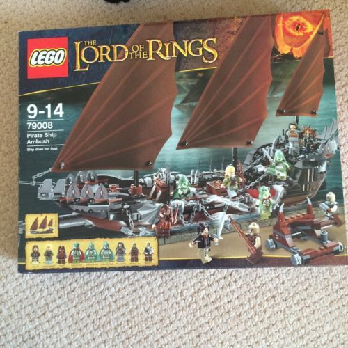Lego Lord Of The Rings Pirate Ship Ambush View More On The Link