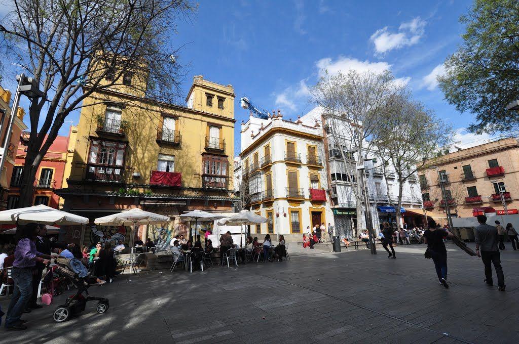 Plaza De Alfalfa Sevilla Sevilla Ciudad De Sevilla
