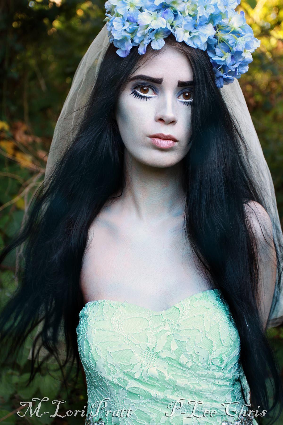 Corpse bride makeup costumes u dramatic looks pinterest corpse