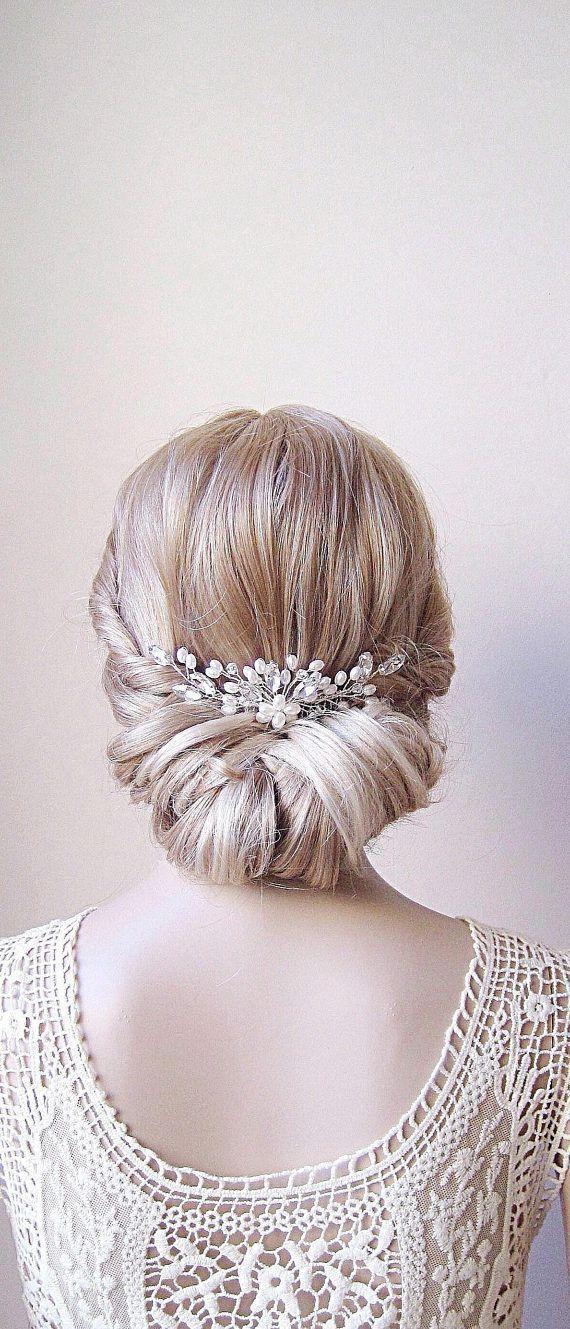 Bridal hair comb,bridal hair piece,wedding hair piece,Bridal Headpiece, Wedding headpiece,Bridal Hair Vine,wedding hair comb,hair vine