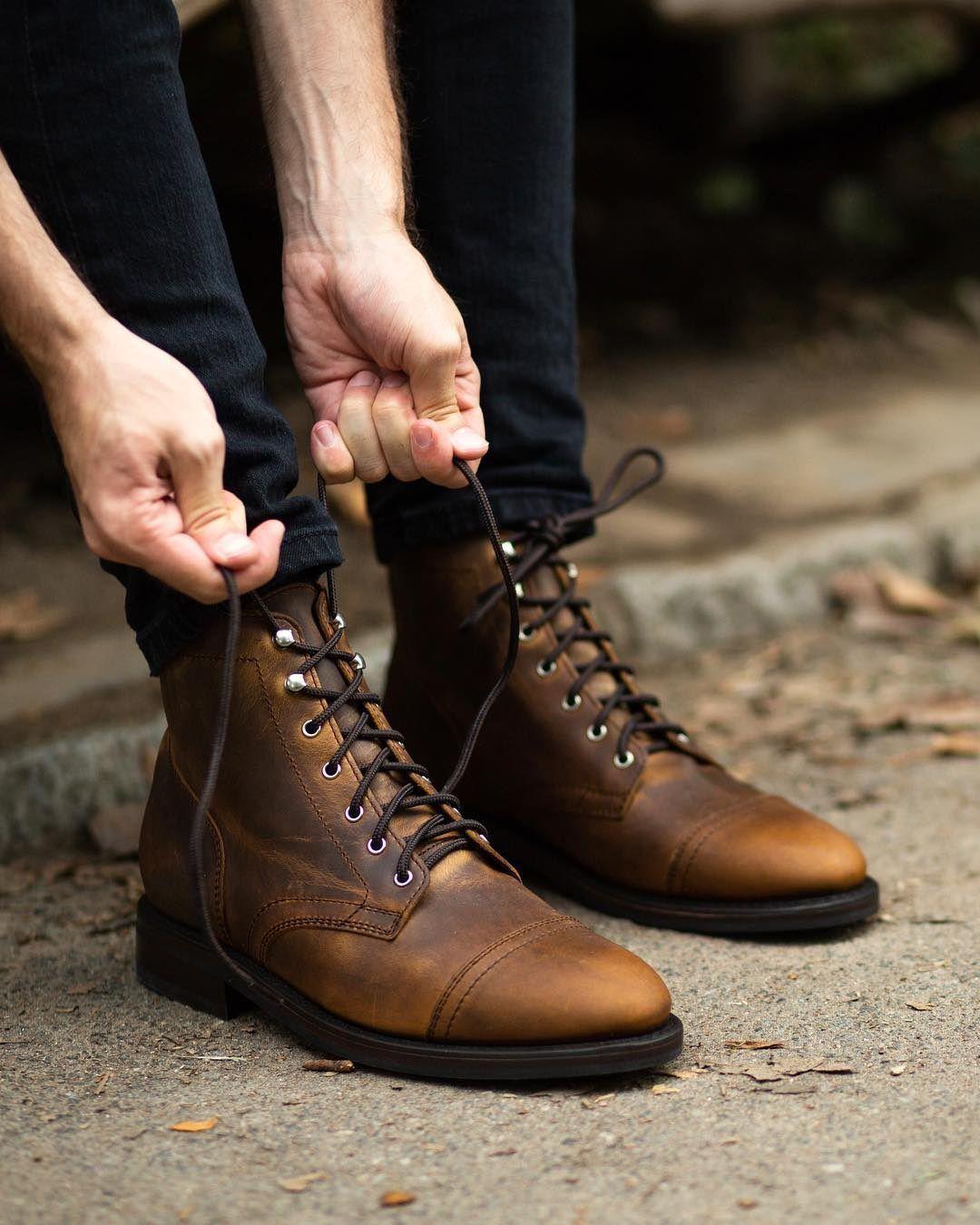 """Gentlemen Be Like on Instagram: """"Love them! @thursdayboots"""