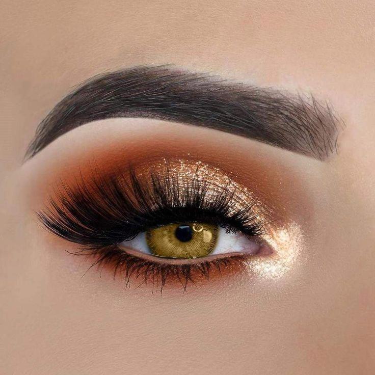 Formas agradables y creativas de hacer maquillaje de ojos #eyemakeup – ABELLA PİNSHOUSE