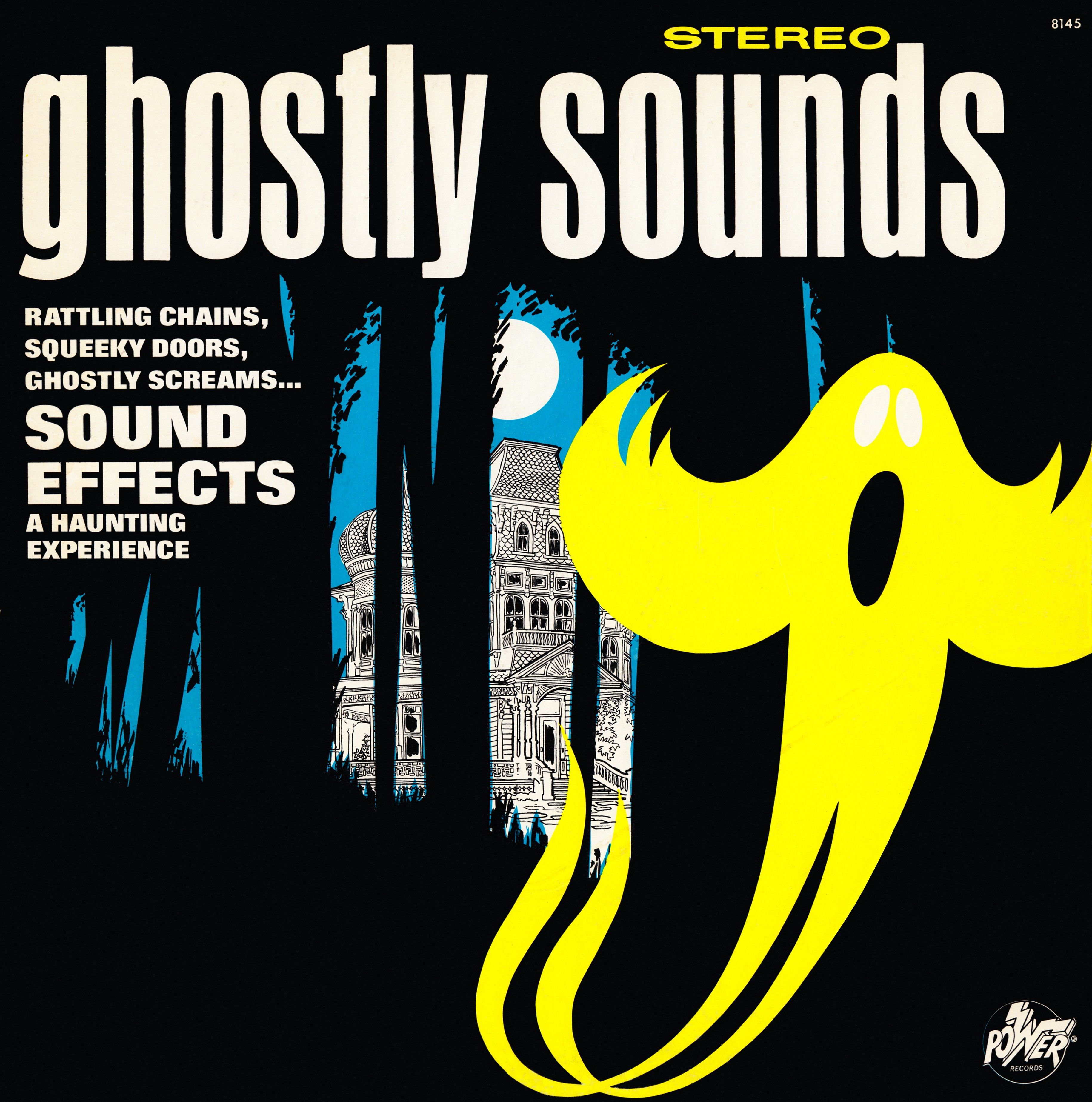 Ghostly Sounds - A Haunting Experience | Peter Pan And Power