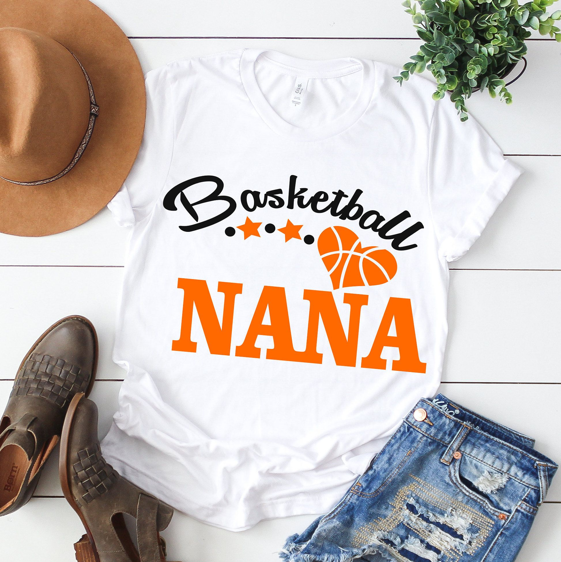 Love basketball Grandma nana svg, Sports svg, Basketball