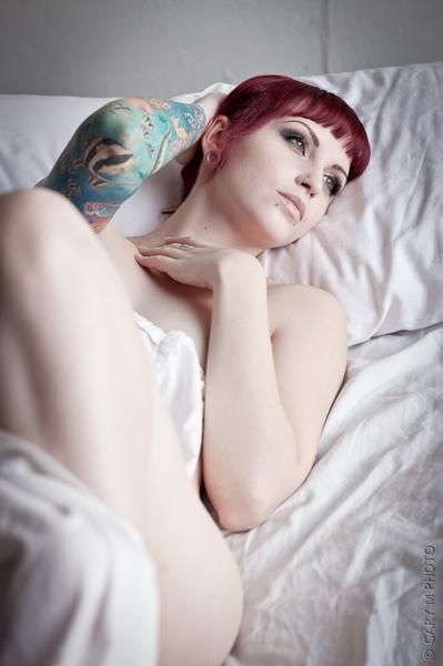 Jese Danger Tattooed Girls Inked Girls Sexy Tattoos Girl Tattoos Girl Model