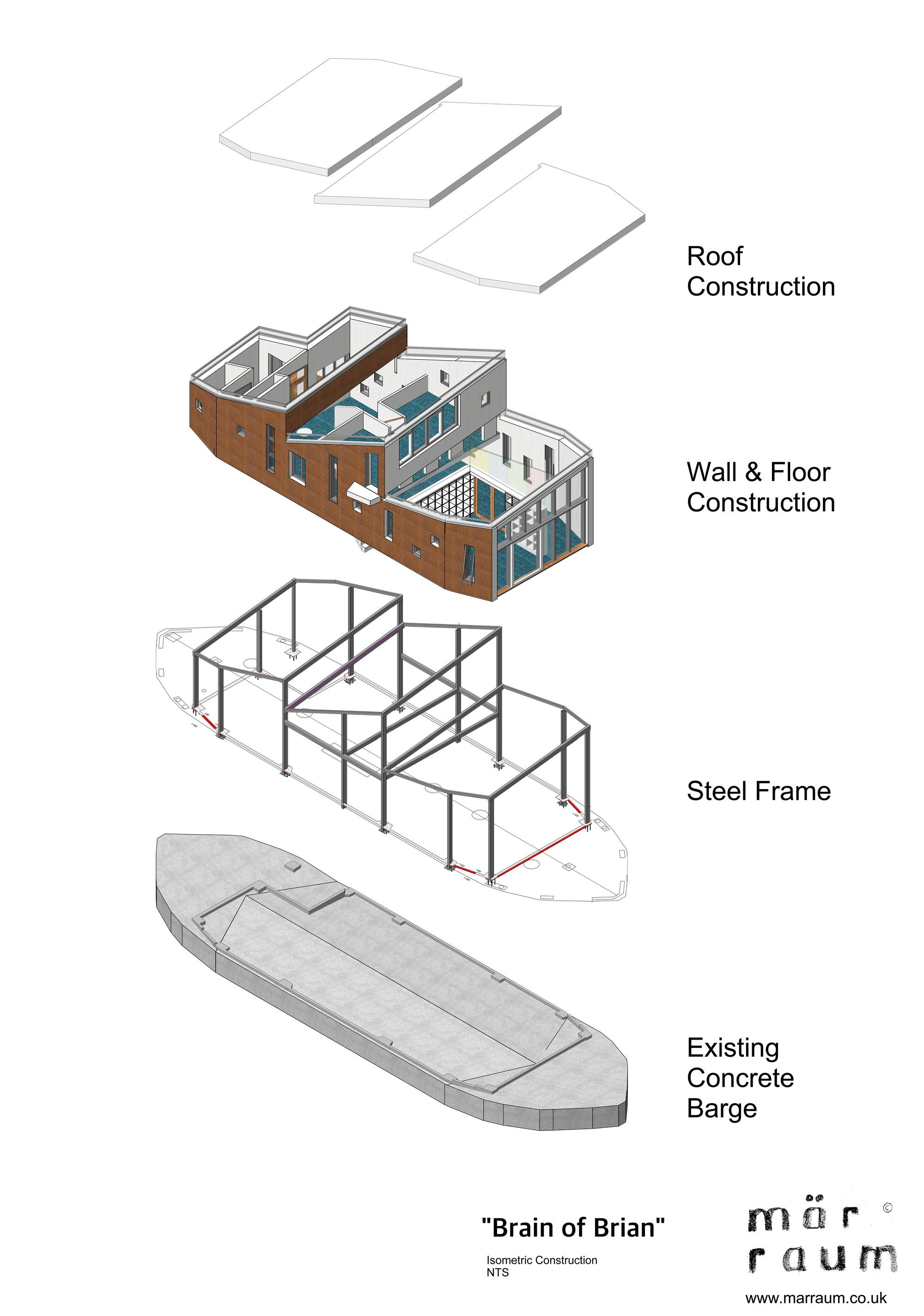 Pin By Phyllis Tsui On Tech Floating Architecture Barge Architecture